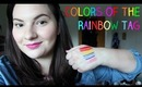 TAG: Colors of the Rainbow   OliviaMakeupChannel