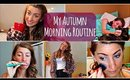 My Lazy Day Morning Routine :: Autumn Edition