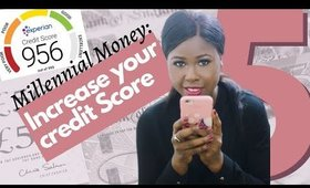 How To IMPROVE Your CREDIT SCORE | 10 Hacks To Improve Your Credit Score FAST | WandesWorld