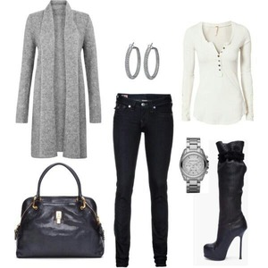 Bag an heels