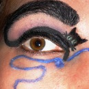 """""""Cat eye"""" :D"""