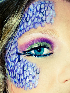 Mermaid inspired #4