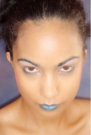 bluelips, i was playing around with a blue vamp / goth