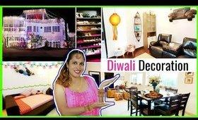 My NEW House DIWALI Decoration   #HomeTour #GarnierMasks #Vlog #DIML #ShrutiArjunAnand