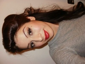 Pin Up Inspired Look!