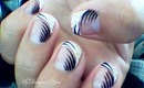 RE-EDITED Elegant French Nail Art Design Tutorial For Short Nails.- ♥ MyDesigns4You ♥