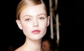 New York Fashion Week, Fall 2011: Moroccanoil at Carolina Herrera