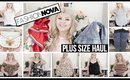 Fashion Nova Curve Plus Size Try On Haul Summer 2019