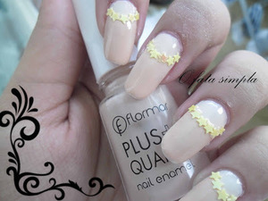 More manicures on my blog -> http://o-fata-simpla.blogspot.ro/2013/06/challenge-22-metallic-nails.html
