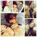 Me & my daughter ❌⭕️❌⭕️