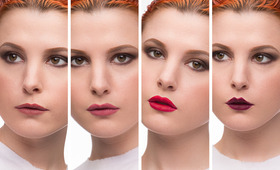 How to Play With Different Lip Shapes à la Kevyn Aucoin