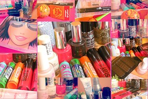 ENTER the HUGE GIVEAWAY!! Thanks For all the support Lovies! ♥ xoxo http://makeupfrwomen.blogspot.com/2012/05/huge-giveaway-xoxo.html