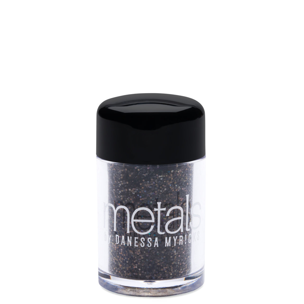 Danessa Myricks Beauty Metals Glitter Black Star alternative view 1.