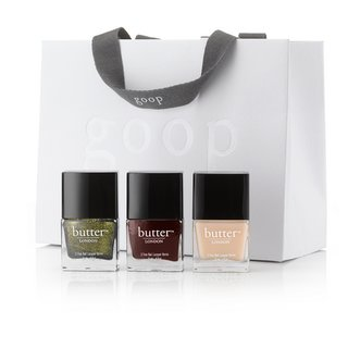 Butter London Trifecta of Bespoke Lacquers