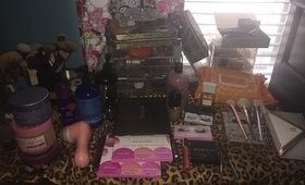 HUGE makeup haul Sephora, ulta, morphe, pura d'or