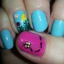My Spring Manicure! Manimonday