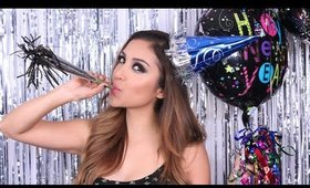 New Year's Eve Glam! Makeup Tutorial