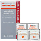 Dr. Dennis Gross Skincare Alpha Beta Daily Face Peel With 3 Extra Strength Peels