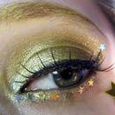 Golden Starry Eye