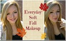 EVERYDAY SOFT FALL MAKEUP TUTORIAL