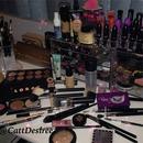 Today's makeup mess