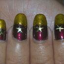 Pretty Holiday Nails