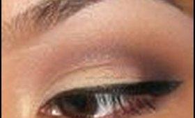 "A neutral / ""Im going on an interview"" look. makeup tutorial"