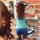 Cork screw curls
