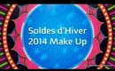 Soldes d'Hiver 2014 Make Up / Miss Coquelicot