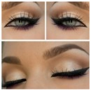 Perfect eyes makeup