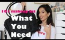 Makeup Kit Essentials beginners MUST HAVE !