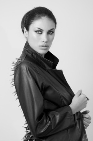 And some of my work with Roberto McCormick! Ph Roberto McCormick Model: Nathalie Benavides Jacket by Jeison L MUA: Nadia Kosh
