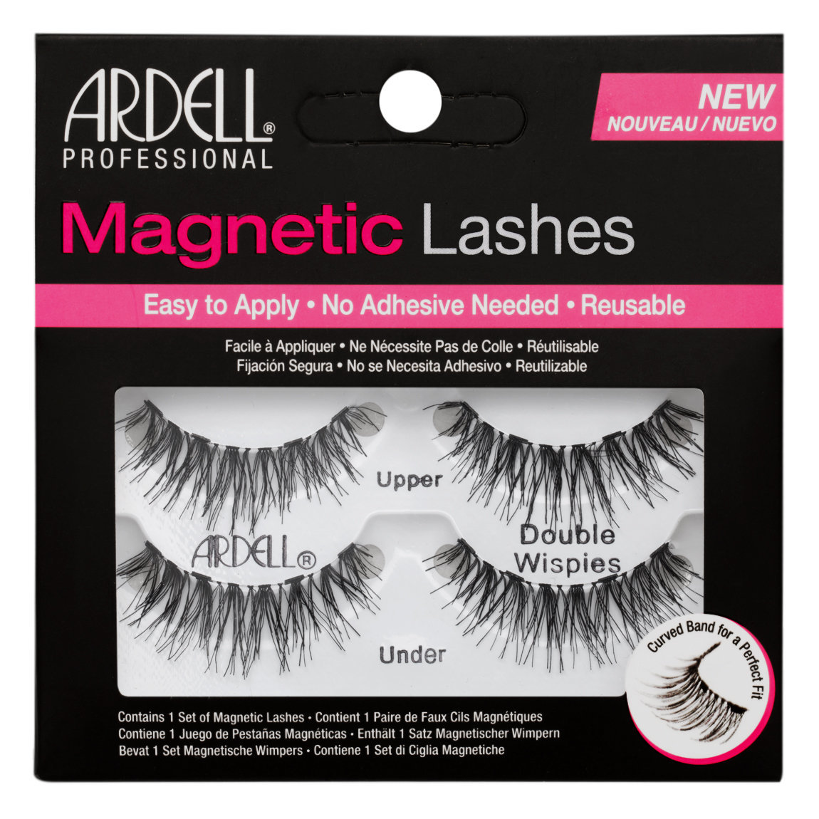 Ardell Magnetic Lashes Double Whispies alternative view 1.