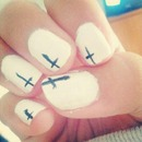 cross & nails