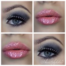 Glam Clubbing Makeup