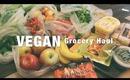 #WhatVegansEat -- Vegan Grocery Haul #2   browslasheslips // maricelinwonder