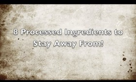WLJ Series: 8 Processed Ingredients That Are Stopping You From Losing Weight!
