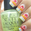Cute Cupcake Nails!