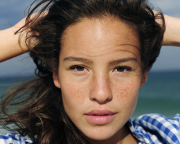 How to Embrace Your Freckles