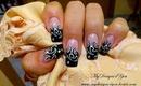 Rock Chick, Tattoo Nail Art Design Tutorial - ♥ MyDesigns4You ♥