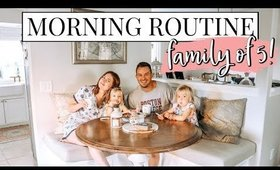 MORNING ROUTINE & GET READY WITH ME   Kendra Atkins