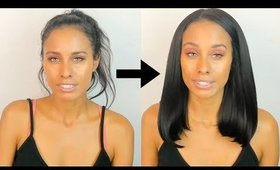wig transformation (bobbi boss 'juba' in 4) | initial review