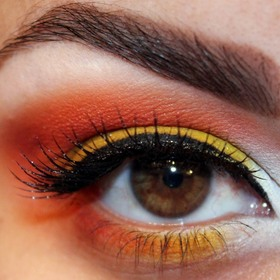 Candy Corn (Halloween Candy Inspirational Look Collaboration)