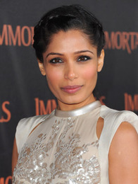 Beautylish It Girl: Freida Pinto