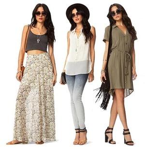 I love this laid back boho girly style !!! wbu?