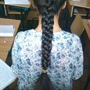 Loooong hair!