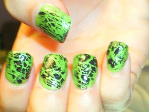i call these babies zombiefied <3