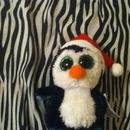 Beanie Boos Santa Claus Penguin 🐧