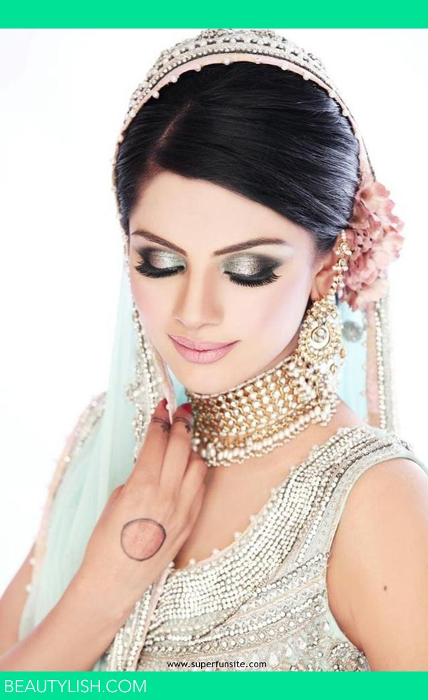 Smokey Bride Meesha M S Meesha M Photo Beautylish