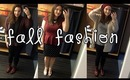 Fall Inspired Fashion in San Francisco (Plus Size) | OliviaMakeupChannel